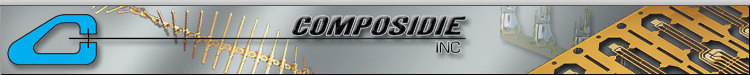 Composidie Inc. - Metal Stamping, Etching, Plating, Machining, Grinding